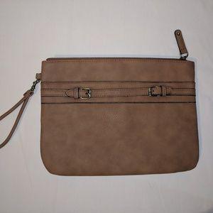 NWOT Merona Clutch purse